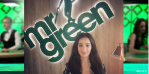 jacqui gatt head of live casino at mr green