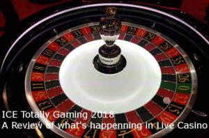 live casino in 2018