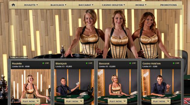 paddy power live casino review