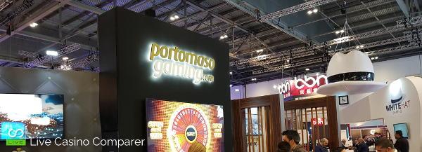 portomaso gaming at ice 2018