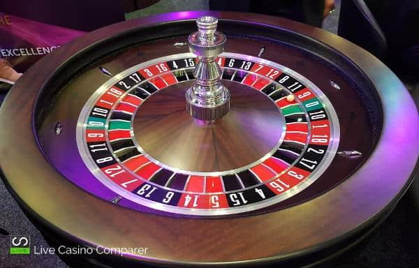 Roulette 18 Wheel