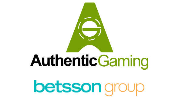 authentic gaming signs betsson
