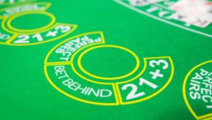 Live Blackjack side bet win
