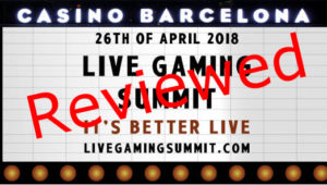 live gaming summit review