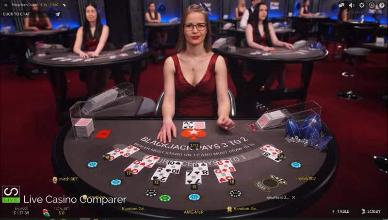 Pokerstar Blackjack
