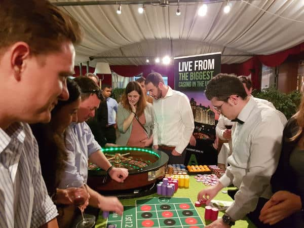 roulette tournament at the live gaming summit review