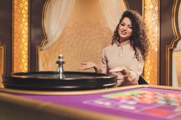 evolution arabic roulette