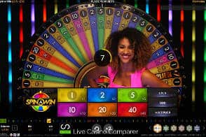 Live Casinos spin a win
