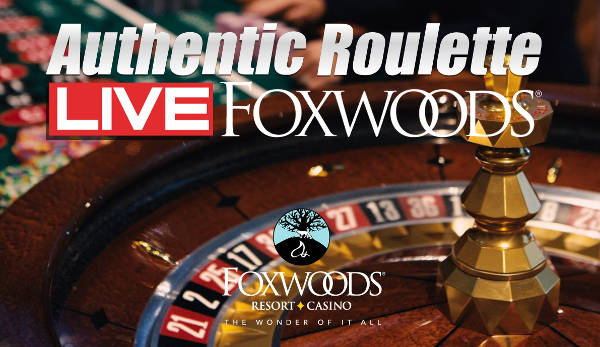 foxwoods live roulette