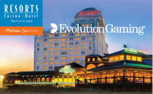 evolution dual play american roulette