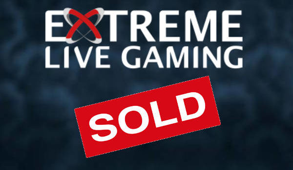 extreme live gaming sold