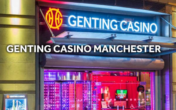 genting casino manchester