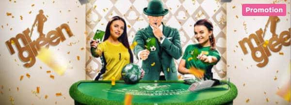 mr green june live casino promotions card, goals, blackjack