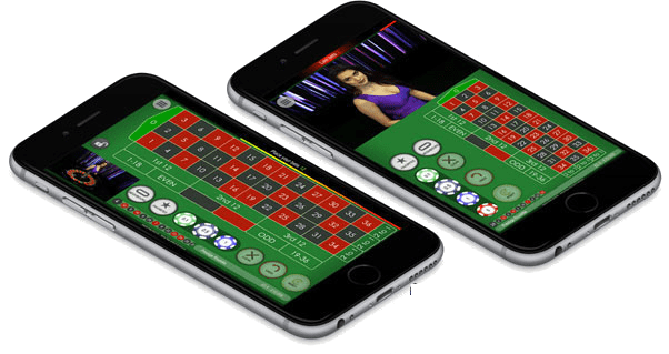 Playtech Live Roulette on Mobile