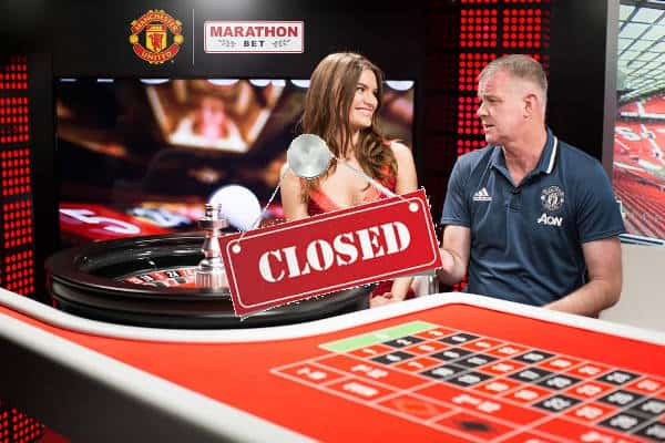 MarathonBet has removed Man Utd Tables