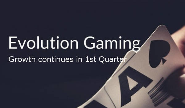Evolution Gaming continues to dominate Live Casino Markets