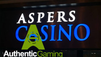 Aspers Casino Adds Authentic Live Roulette