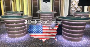 Evolution USA Live Casino Studio