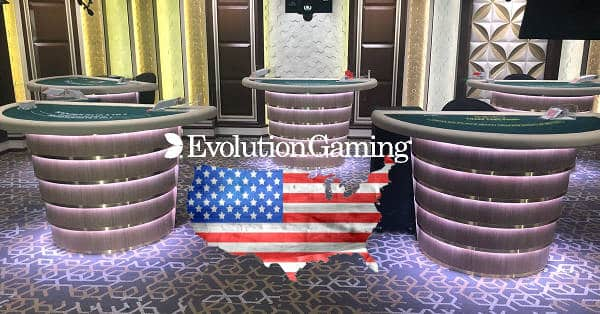 Evolution USA Live Casino Studio