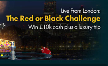 £10k Red or Black Challenge