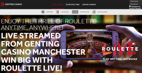 genting dual play roulette on mobile