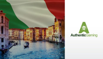 Authentic Gaming is live in Italy