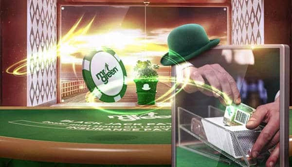 mr green october 2018 live casino promotions Green cash cards
