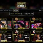 lucky streak lobby