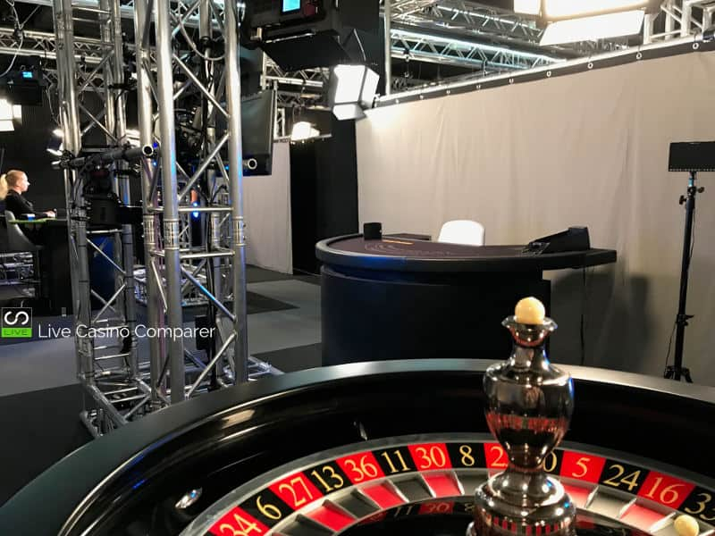 Netent live casino studio rigs