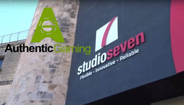 Authentic Gaming Arena Studio
