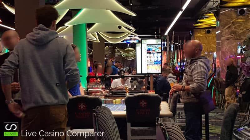 casino malta dual play roulette