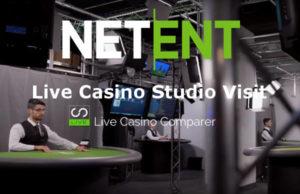 netent live casino studio visit