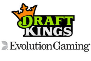 evolution gaming signs draftkings