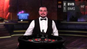 Netent Live Dealer Maxim