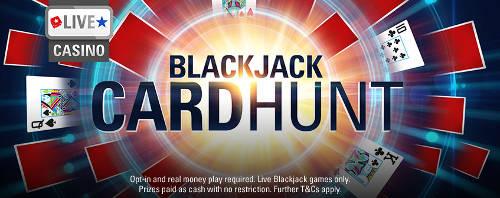 Pokerstars January 2019 Live Casino Promotion