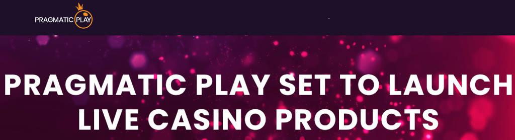 pragmatic play live casinos