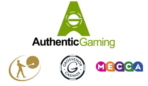 authentic gaming signs rank
