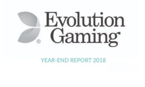 evolution year end report 2018