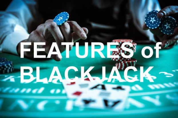 Features of Live Blackjack