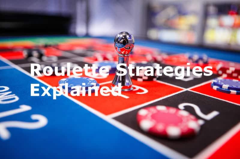 live dealer roulette strategies