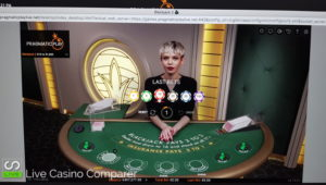 Pragmatic Play Live Blackjack