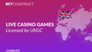 betconstruct gains ukgc license