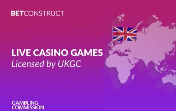 betconstruct gains ukgc license