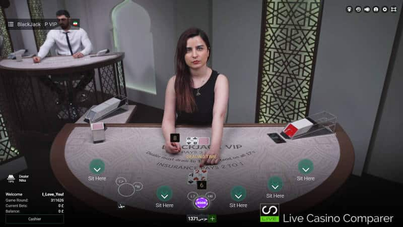 Betconstruct Live Blackjack Has The Best Live Dealer Rules