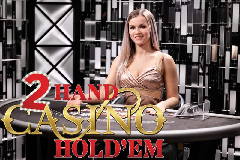 evolution 2 hand casino holdem