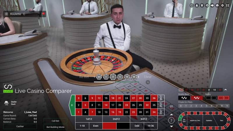 betconstruct native roulette