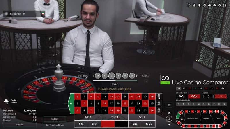 betconstruct vip roulette