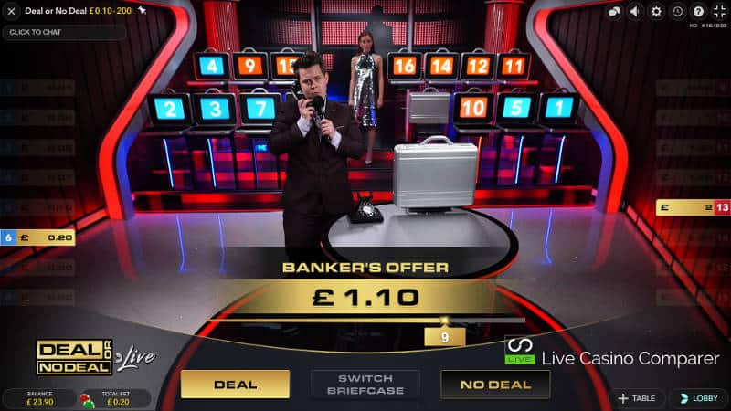deal or no deal final bankers offer