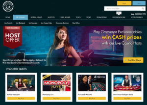 Grosvenor Adds Authentic Gaming Roulette