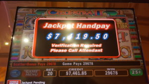 slot win potential on cleopatra 2